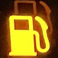 給油ランプがついてから何キロ走れるの?