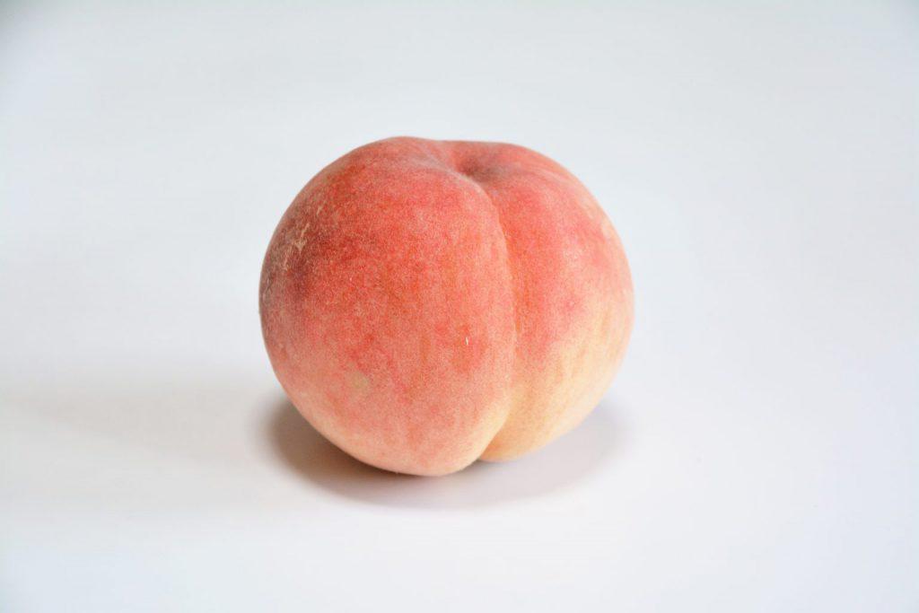 桃is美味し